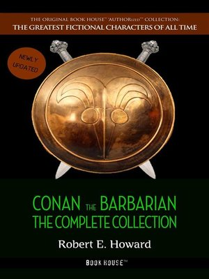 cover image of Conan the Barbarian--The Complete Collection