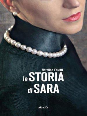 cover image of La storia di Sara