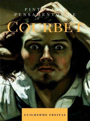 cover image of Pinturas e pensamentos de Courbet