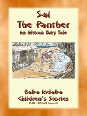 cover image of SAI THE PANTHER--A True Story about an African Leopard