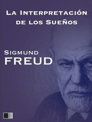 cover image of La interpretación de los sueños