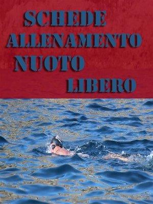 cover image of Schede Allenamento Nuoto Libero
