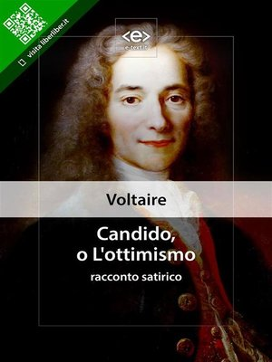 cover image of Candido, o L'ottimismo