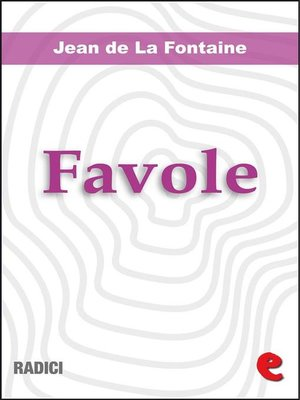 cover image of Favole