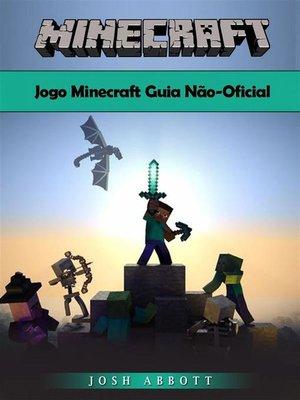 cover image of Jogo Minecraft Guia Não-Oficial