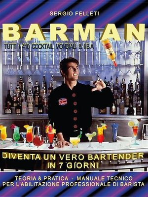 cover image of Barman