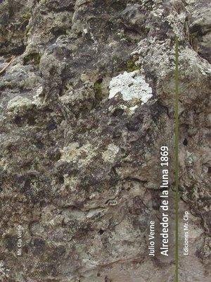cover image of Alrededor de la luna 1869