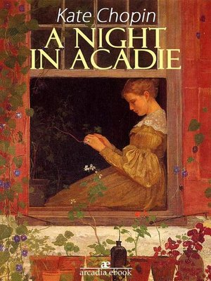 cover image of A Night in Acadie