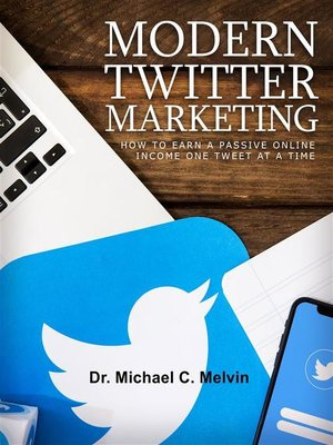 cover image of Modern Twitter Marketing