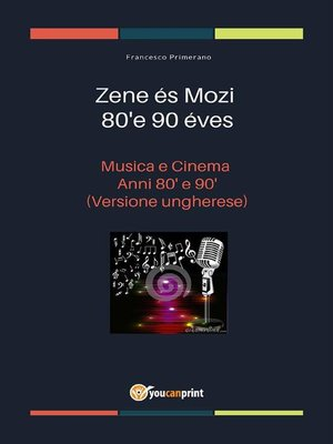 cover image of Zene és Mozi 80'e 90 éves