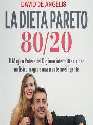 cover image of La Dieta Pareto 80/20