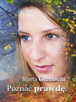 cover image of Poznać prawdę