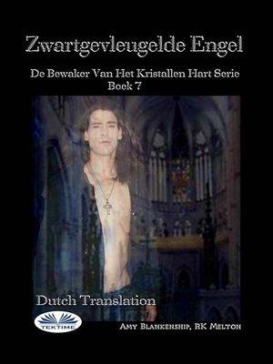 cover image of Zwartgevleugelde Engel