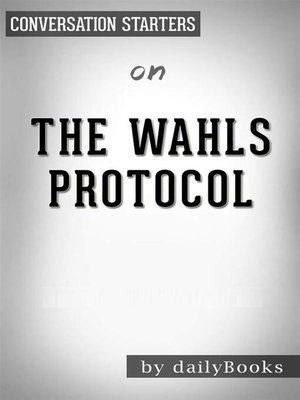 cover image of The Wahls Protocol--A Radical New Way to Treat All Chronic Autoimmune Conditions Using Paleo Principles by Wahls M.D., Terry | Conversation Starters