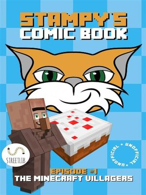 Stampy the Cat and the Minecraft Villagers by M  E  Martin