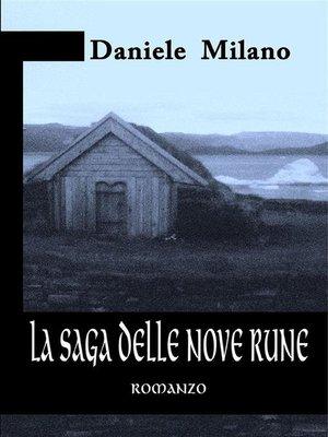 cover image of La saga delle nove Rune