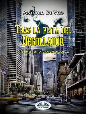 cover image of Crimen En La Gran Manzana