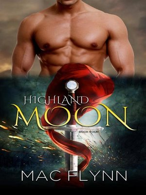 cover image of Highland Moon #4--BBW Scottish Werewolf Shifter Romance