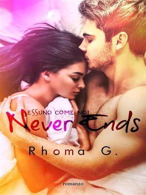 cover image of Never Ends, nessuno come noi