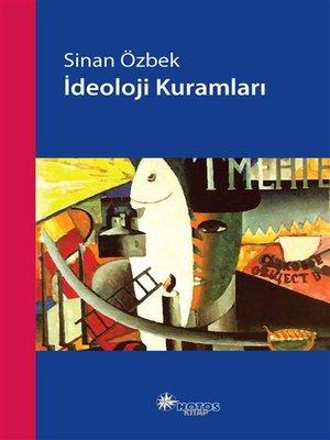 cover image of İdeoloji Kuramları