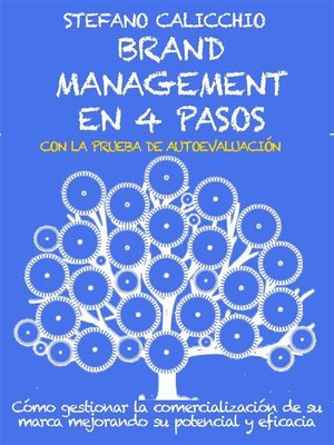 cover image of Brand management en 4 pasos