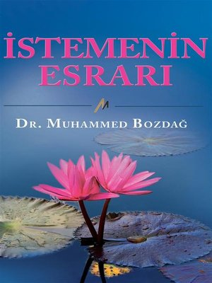 cover image of Istemenin Esrari