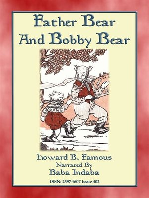 cover image of Father Bear and Bobby Bear--A Baba Indaba Children's Story