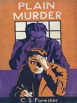 cover image of Plain Murder