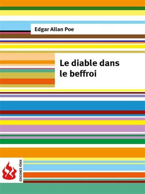 cover image of Le diable dans le beffroi (low cost). Édition limitée