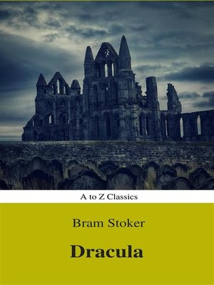 cover image of Dracula (Best Navigation, Active TOC) (A to Z Classics)