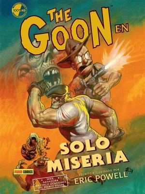cover image of The Goon