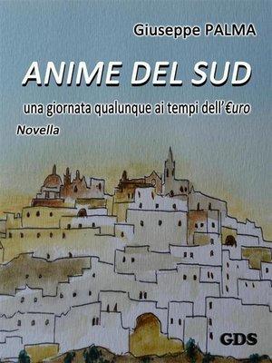 cover image of Anime del Sud
