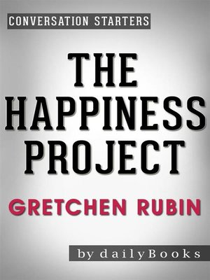 cover image of The Happiness Project--by Gretchen Rubin