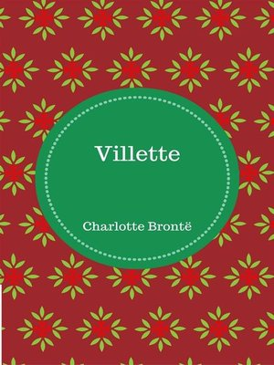 cover image of Villette