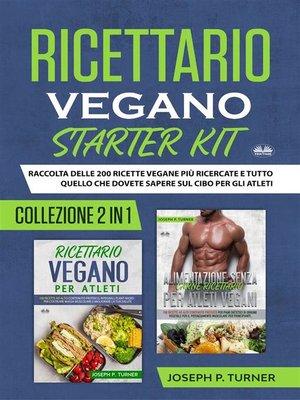 cover image of Ricettario Vegano Starter Kit