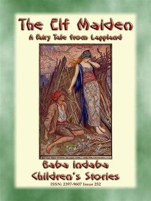 cover image of THE ELF MAIDEN--A Norse Fairy Tale