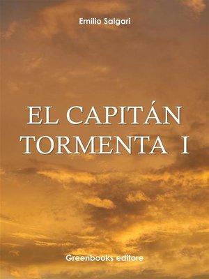 cover image of El Capitán Tormenta  I