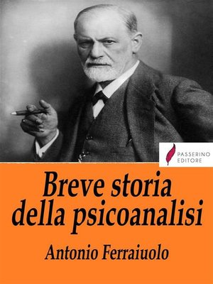 cover image of Breve storia della psicoanalisi