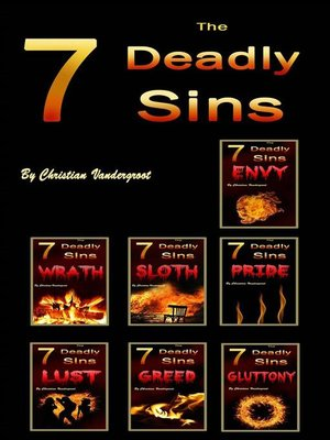 cover image of The 7 Deadly Sins