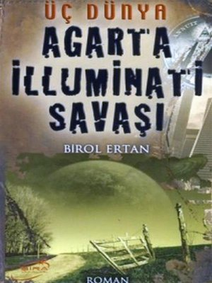 cover image of Agarta İlluminati Savaşı