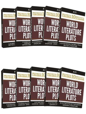 cover image of Perfect 10 World Literature Plots #20 Complete Collection