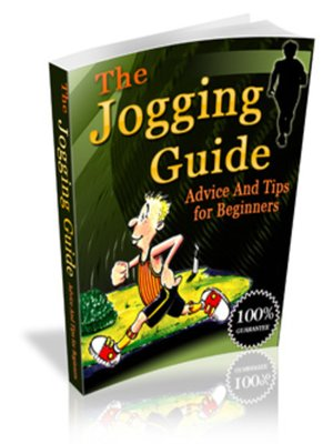 cover image of jogging guide