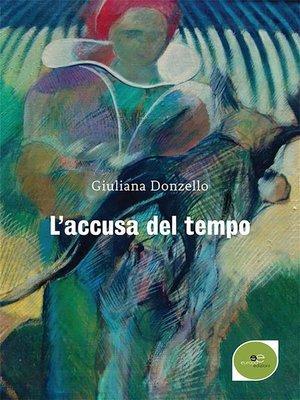 cover image of L'accusa del tempo