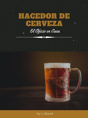 cover image of Hacedor de Cerveza