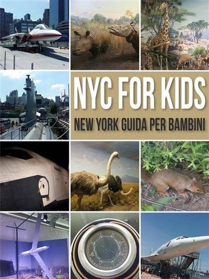 cover image of NYC For Kids--New York Guida Per Bambini