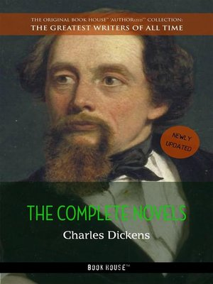 cover image of Charles Dickens--The Complete Novels