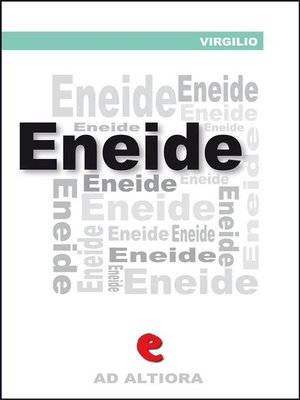 cover image of Eneide