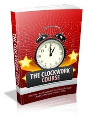 cover image of Clockwork