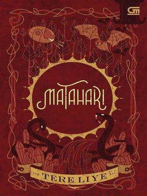 cover image of Matahari
