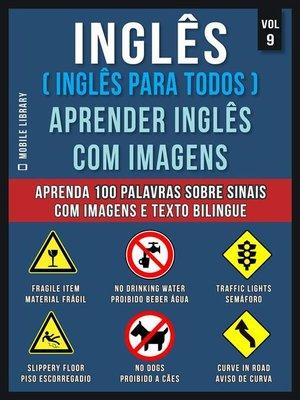 cover image of Inglês ( Inglês Para Todos ) Aprender Inglês Com Imagens (Vol 9)